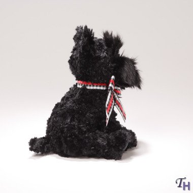 Gund Scotty Black Scottie Dog 8 Plush from Gund