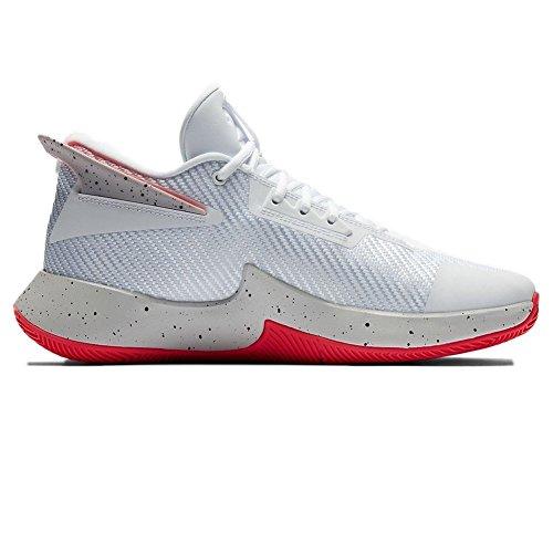 Bianco Lockdown Rosso 45 Jordan Scarpe Fly Formato Grigio 5 qtxwx7vEXn
