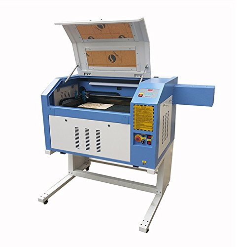 kohstar Glass laser engraver CNC laser engraving machine 4060 6040 with simple rotary used for glass bottle glass cup