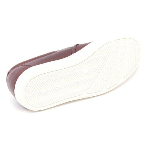 Marrone Marron Shoe Sneaker Daniele Donna Slip Scarpa Woman B3066 On Alessandrini qvwX6fp