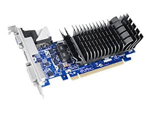 ASUS GeForce 210 1GB 64-bit DDR3 PCI Express 2.0 x16 Low Profile Ready Video Card, EN210 SILENT/DI/1GD3/V2(LP)