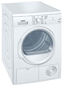 Siemens WT46E1K3 lavadora - Lavadora-secadora (Frente, Independiente, Color blanco, 7 kg, 1400 RPM, 7 kg)