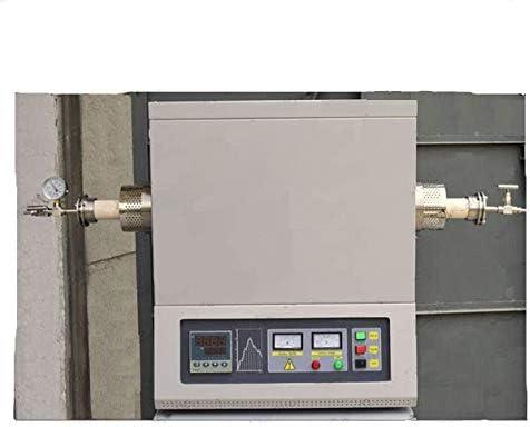 GOWE 1700 C tubo de vacío horno/equipo de laboratorio: Amazon.es ...