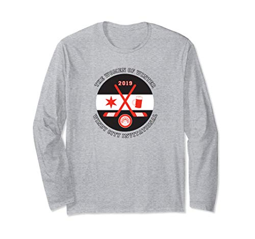 2019 Official Windy City Invitational Long Sleeve Tee -