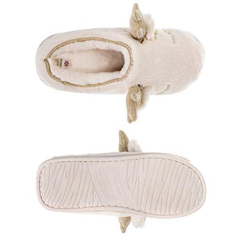 Blanc pour Chaussons Echoapple Femme Echoapple Blanc Femme pour Chaussons xYwXA8wgq