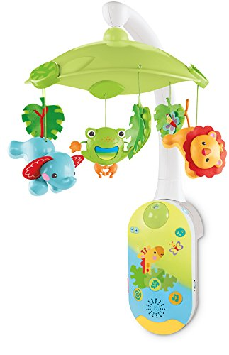 Rainforest Mobile - Fisher-Price SmartConnect 2-in-1 Projection Mobile