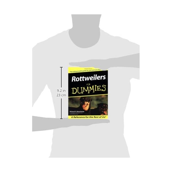 Rottweilers For Dummies 1