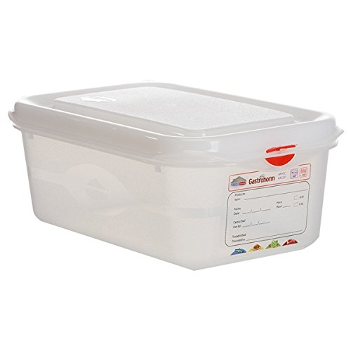 Genware NEV-PR1260-SZ Professional GN Thermo Box 48 L