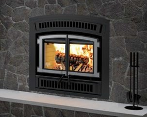 Ventis High Efficiency Wood Fireplace HE200