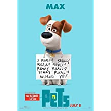 The Secret Life of Pets - 11 x 17 Movie Poster