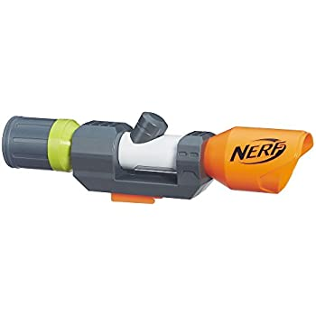 how to make a nerf red dot scope