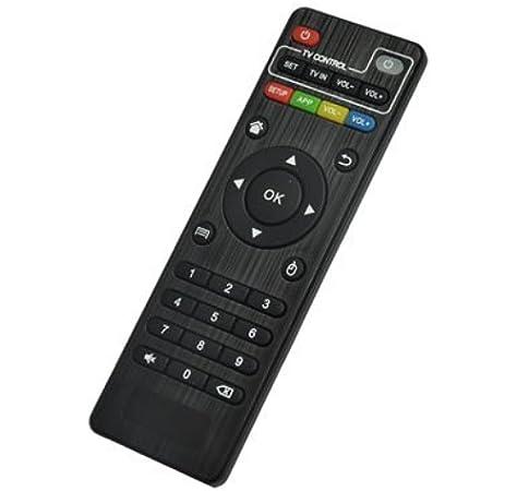 acemax IR Mando a Distancia de Repuesto para Android TV Box MXQ M8 ...