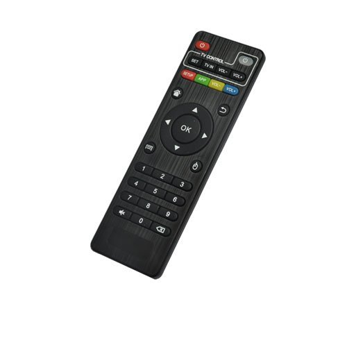 ACEMAX Original IR Replacement Remote Controller for Android TV Box MXQ M8 MXQ PRO M8N M8S M8C M10 M12 M12N M12S X96 T95M T95N T95X MX9 H96 H96 pro+ X96 Mini X96S X96 MAX XBMC Streaming Media Player