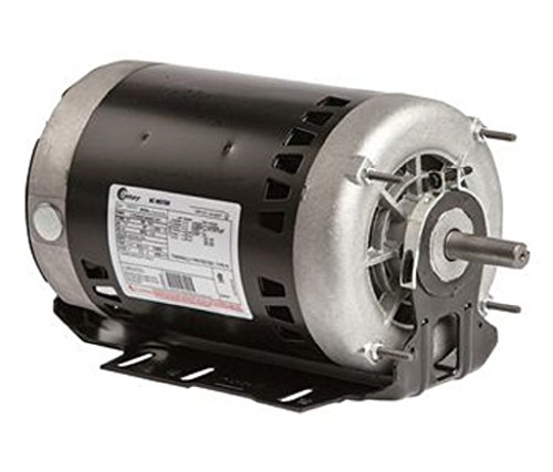 Century 1 hp 1725 RPM Frame 200-230/460V Belt Drive Blower Motor Century - Coupons Warehouse Frame