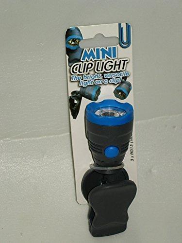 Mini Swivel Flashlight - 3