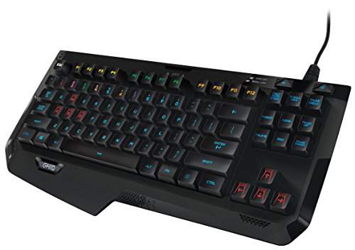 Logitech G410 Atlas Spectrum RGB Tenkeyless Mechanical Gamin