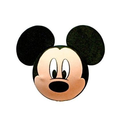 Disney Mickey Mouse & Star Wars Car Antenna and Pencil Toppers (Big Face Mickey)