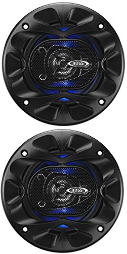 - BOSS Audio BE423 225 Watt (Per Pair), 4 Inch, Full Range, 3 Way Car Speakers (Sold in Pairs)