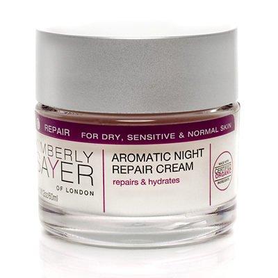 Cellular Night Repair Cream - Kimberly Sayer of London Aromatic Night Repair Cream