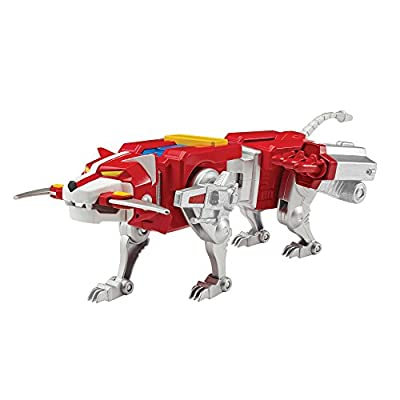 Voltron Classic Combining Red Lion Action Figure: Toys & Games