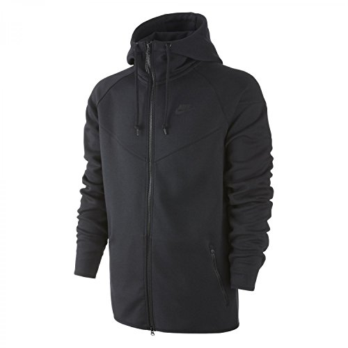 Nike Sportswear Nike Tech Fleece Windrunner Black Xxl