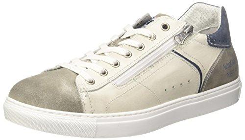 Kenia Bianco Nero Sneaker Giardini Uomo Colorado Cener xwqOFwRSH
