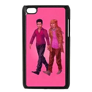 iPod Touch 4 Case Black Zoolander Mxfxl