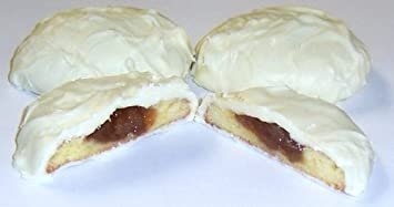 Amazon Com Scott S Cakes White Chocolate Covered Cinnamon Apple