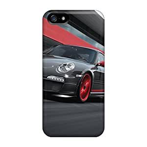 Sihaicovers666 Cases Covers For Iphone 5/5s - Retailer Packaging Porsche Gt3rs Protective Cases