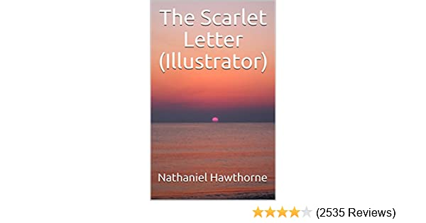 literary devices in the scarlet letter