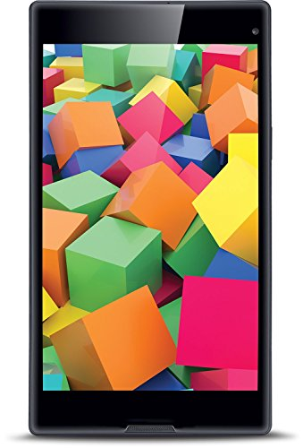 iBall Slide Cuboid Tablet (8 inch, 16GB, Wi-Fi+ 4G+ Voice Calling with built-in receiver)