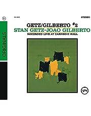 Getz Gilberto Vol.2: Live At Carnegie Hall