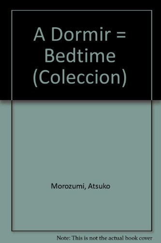 A Dormir - Atsuko Morozumi