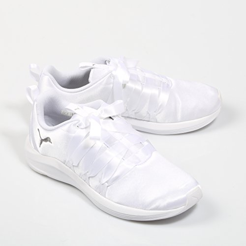 Puma Sneaker Donna Bianco Bianco