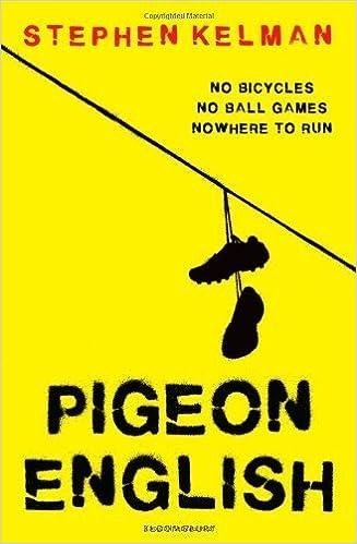 Book Pigeon English by Stephen Kelman (2012-10-11)