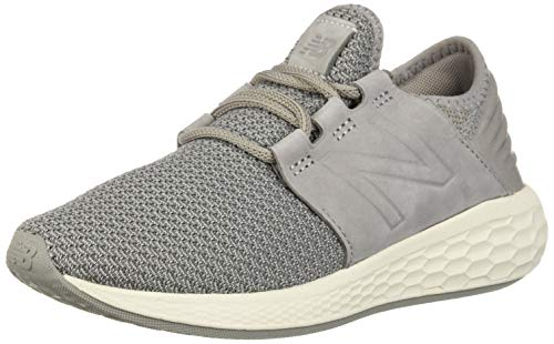 New Balance Women's Cruz V2 Fresh Foam Running Shoe, Team Away Grey,...