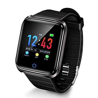Ching Waterproof Activity Fitness Tracker With Pedometer Wristband Heart Rate Monitor Step Calorie Distance For Men Women Kids Android Ios Estimated Price £30.99 -