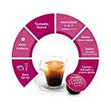 NESCAFÉ Dolce Gusto Coffee Capsules Espresso 48