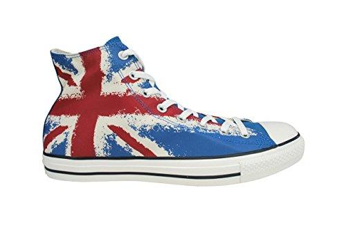 Converse Hommes Ct Salut Top Atlantic Chili Passé Chaussures Royaume-uni Royaume Uni Sneakers