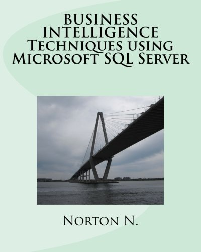 BUSINESS INTELLIGENCE Techniques using Microsoft SQL Server
