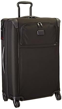 Tumi Alpha 2 Lightweight Medium Trip 4 Wheel Packing Case, Black, One Size