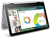 HP Spectre x360 G1 13in Convertible Laptop PC - Intel Core i7-5600U 2.60GHz 8GB 512GB SSD Windows 10 Pro (Renewed)