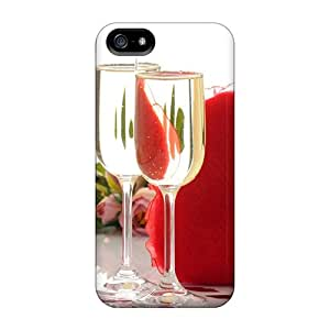 Beautiful Valentines Cases Compatible With Iphone 5/5s/ Hot Protection Cases
