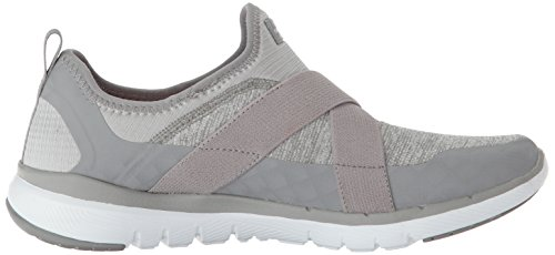 Appeal Hour 0 Flex Gris De Chaussures 2 Femme finest Skechers Fitness CBRxw
