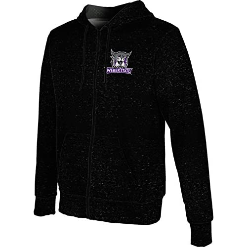 new ProSphere Weber State University Boys' Fullzip Hoodie - Heather for cheap