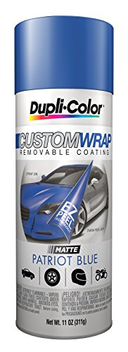 Dupli-Color CWRC796-6PK Custom Wrap Removable Coating - 11 fl. oz, (Pack of 6)