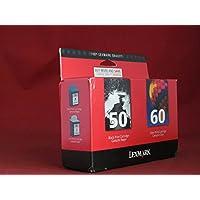 Lexmark 15M2327 Ginko Mono/Color (1 X 50, 1 X 60)