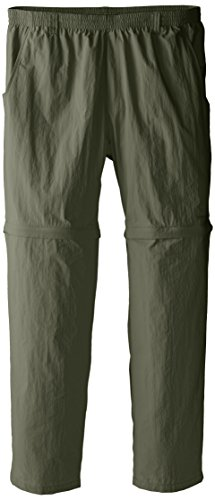 Columbia Sportswear Men's Backcast Convertible Pant, Cypress, 4X/34