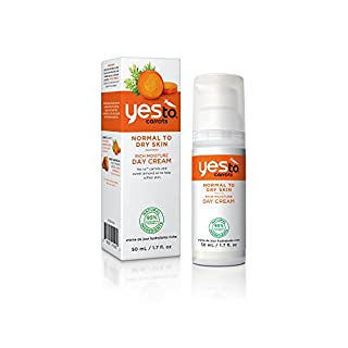 Yes To Carrots Normal To Dry Skin, Rich Moisture Day Cream, 1.7 Oz