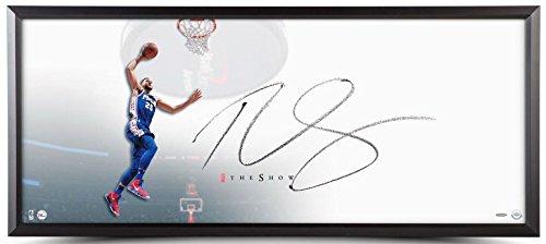BEN SIMMONS Autographed Rookie Slam